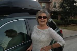 Me at car