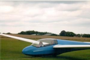 Rollingerblue glider