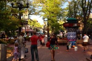 Downtown Boulder