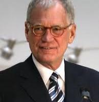 David Letterman, host popular