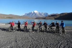 Torres Del Paine biking